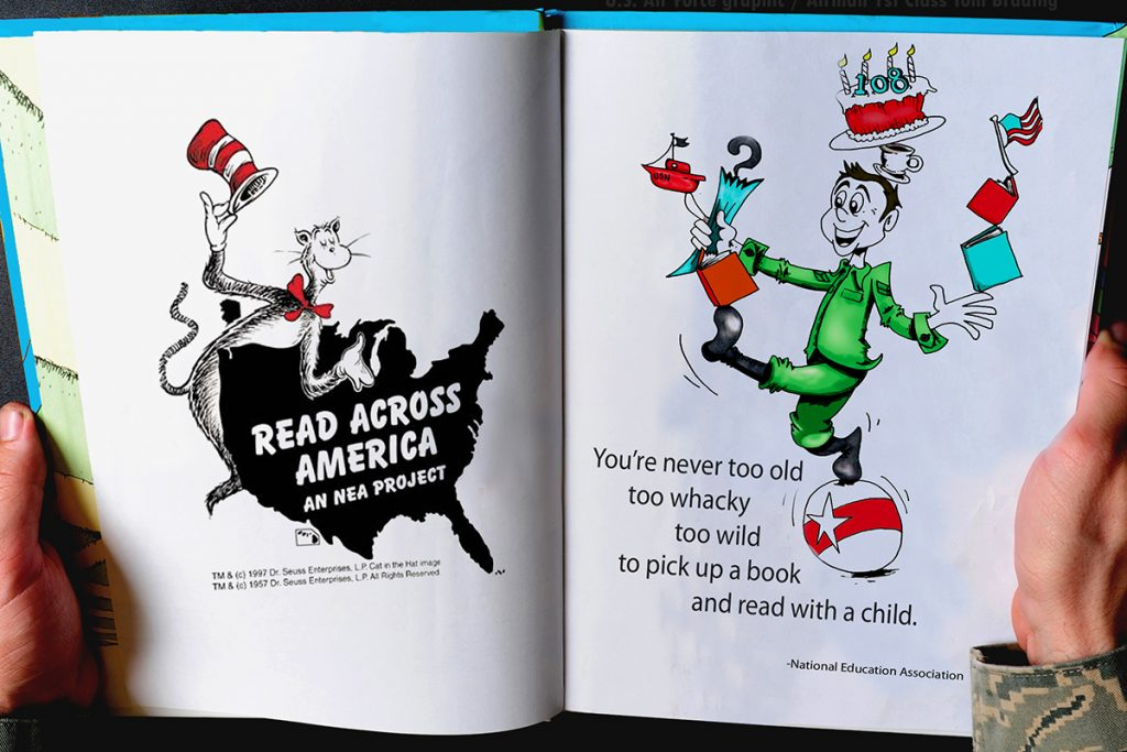 Read Across America Day 2019